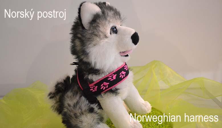 Norský postroj